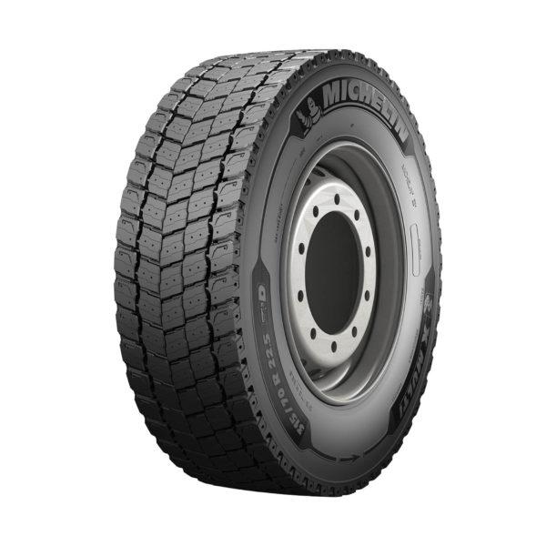 Шина 315/70 R22.5 Michelin X Multi D 18PR 154/150L