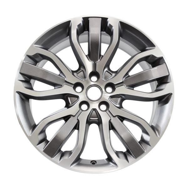 Литые диски Land Rover OEM DK62-1007-EA 9.5×21 5×120 ET49 DIA72.6 (silver)