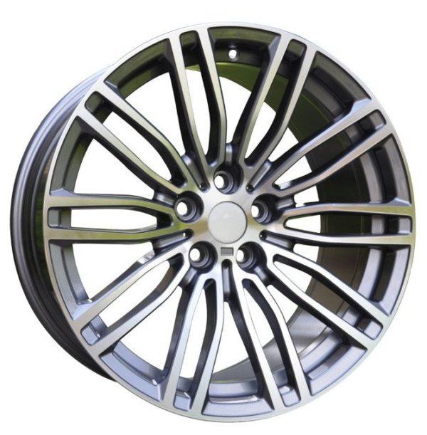Литые диски Replica BMW (RBY1318) 8.5×19 5×112 ET30 DIA66.6 (MG)