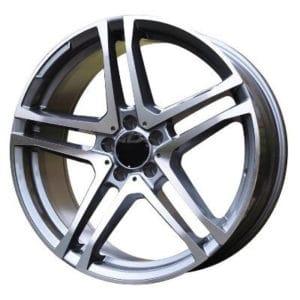 Литые диски Replica Mercedes (RBY113) 11×21 5×112 ET38 DIA66.6 (MG)