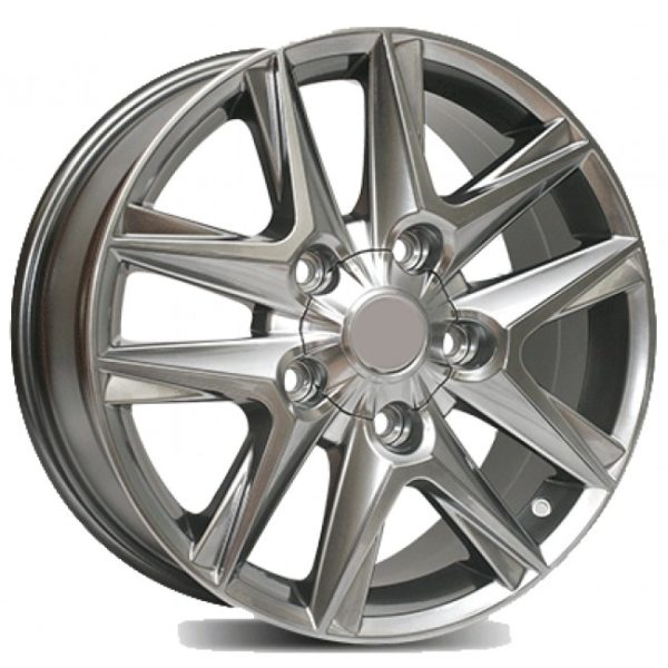 Литые диски Replica Toyota (TY5042) 8.5×20 5×150 ET60 DIA110.1 (HB)