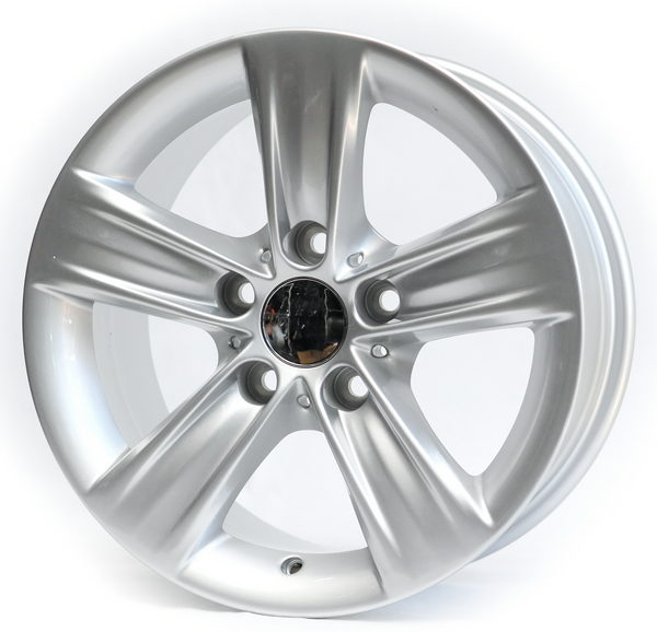 Литые диски Replica BMW (R439) 7.5×16 5×120 ET37 DIA72.6 (silver)