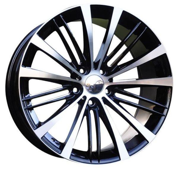 Литые диски Replica BMW (RB529) 8.5×20 5×120 ET25 DIA74.1 (MB)