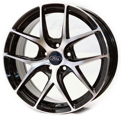 Литые диски Replica Ford (R691) 7×17 5×108 ET40 DIA63.4 (MB)