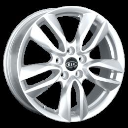 Литые диски Replica Kia (KI95) 7×18 5×114.3 ET40 DIA67.1 (silver)