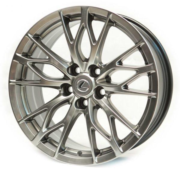 Литые диски Replica Lexus (RB434) 8.5×18 5×114.3 ET30 DIA60.1 (HB)