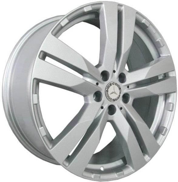 Литые диски Replica Mercedes (MB78) 8.5×20 5×112 ET56 DIA66.6 (silver)