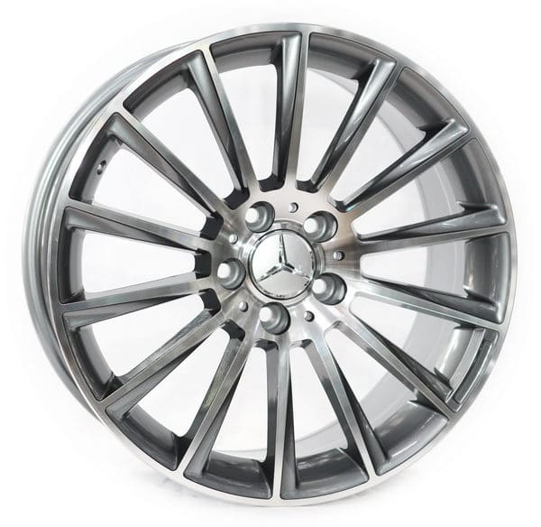 Литые диски Replica Mercedes (R1459) 9.5×19 5×112 ET45 DIA66.6 (GMF)