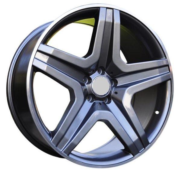Литые диски Replica Mercedes (RF5126) 10×21 5×112 ET50 DIA66.6 (MBM)