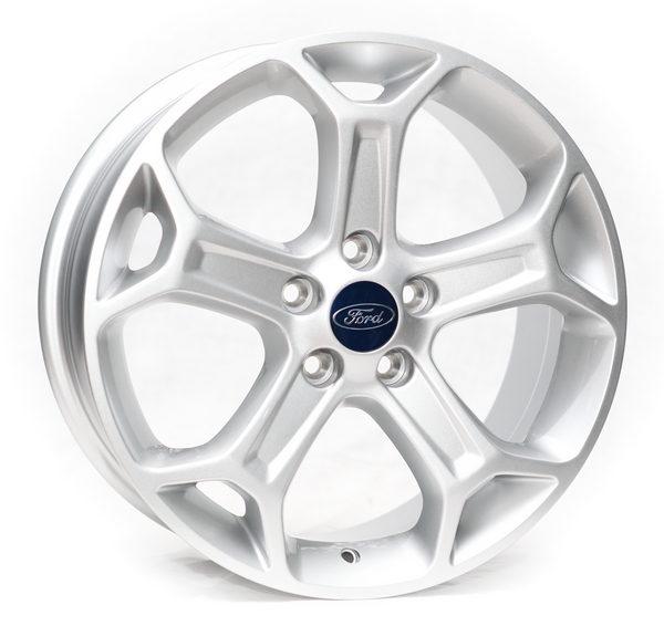 Литые диски Replica Ford (R144) 7.5×17 5×108 ET55 DIA63.4 (silver)