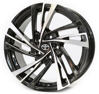 Литые диски Replica Toyota (RCN145) 7.5×17 5×114.3 ET40 DIA60.1 (MB)
