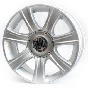 Литые диски Replica Volkswagen (R074) 6×15 5×100 ET38 DIA57.1 (silver)
