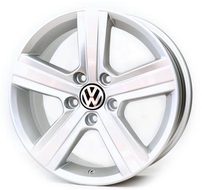Литые диски Replica Volkswagen (R5221) 6.5×16 5×112 ET46 DIA57.1 (silver)