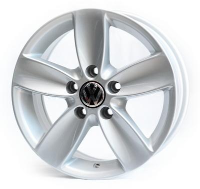 Литые диски Replica Volkswagen (R560) 6×15 5×112 ET30 DIA57.1 (silver)