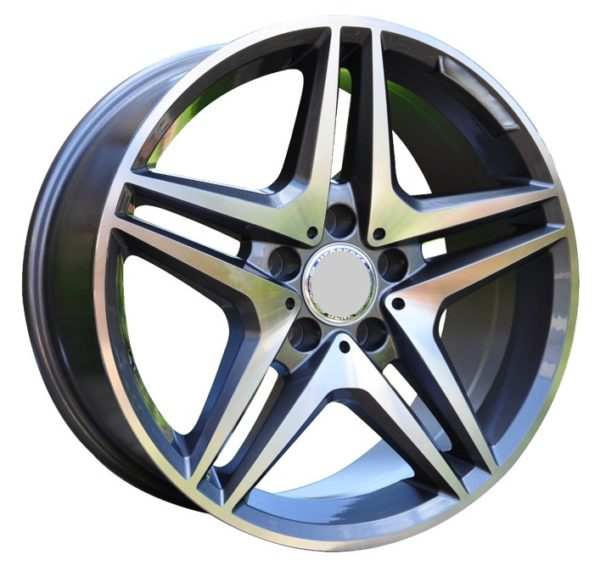 Литые диски Replica Mercedes (RBY496) 8.5×19 5×112 ET43 DIA66.6 (MG)